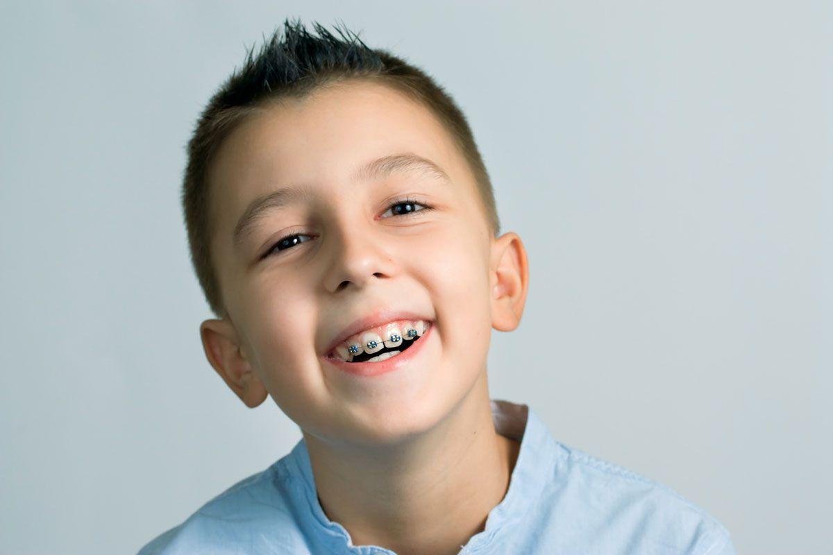 Детские съемные зубы